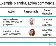 plan action commercial exemple